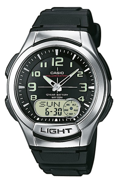 c20d5c6edba CASIO Pánské hodinky se stopkami
