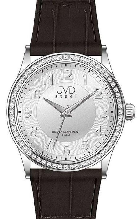 4a69c5e6a06 ... Dámské » Náramkové hodinky Steel. JVD J1085.1 ...