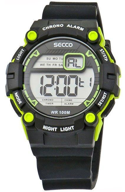 3a95efa7907 ... Pánské digitální hodinky. S DNS-005 ...