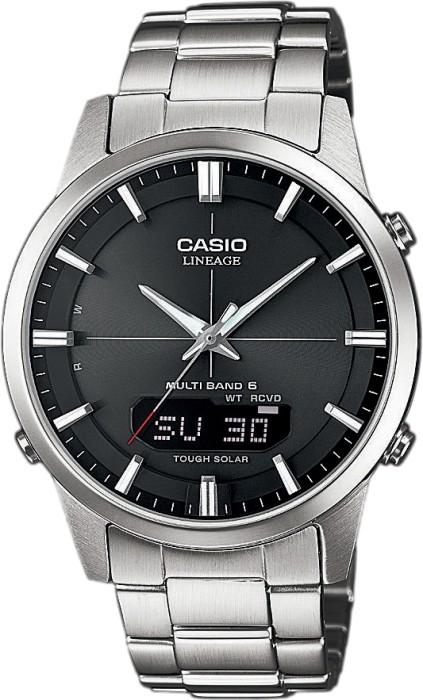 f803ba58316 ... Pánské rádiem řízené solární hodinky se stopkami. LCW-M170D-1AER ...