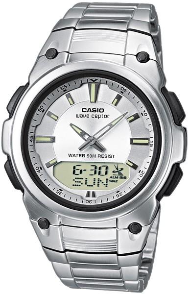 522de1d7f78 ... Rádiem řízené hodinky CASIO RADIO-CONTROLLED. WVA-109HDE-7AVER ...