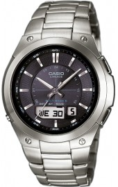ffdcf807669 Rádiem řízené solární hodinky CASIO RADIO-CONTROLLED
