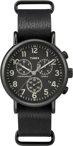 f5791d5f80f Unisex hodinky Weekender Chrono se stopkami - TIMEX TW2P62200